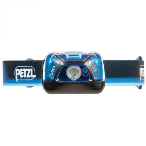 Petzl TIKKA Core 300 Lumen blau Limited Edition