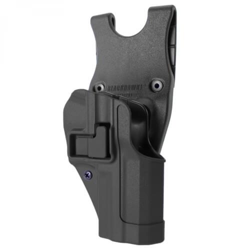 Blackhawk CQC Holster CQC H&K P8 incl. Jacket Slot Duty Belt Loop Bundle