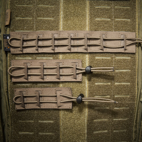 Tasmanian Tiger Modular Collector Strap Set VL coyote brown