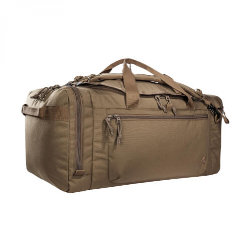 Tasmanian Tiger Officers Bag coyote brown