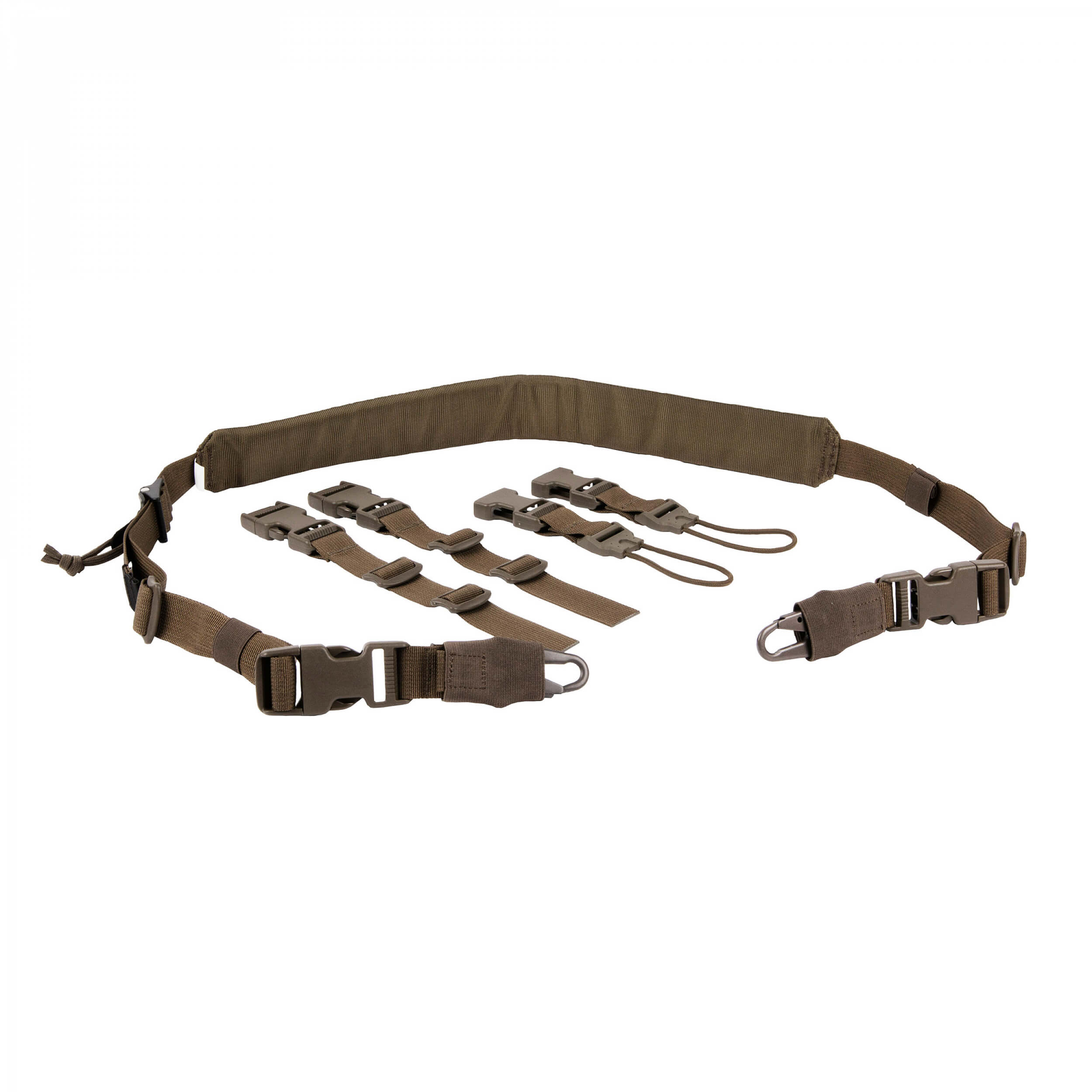 Tasmanian Tiger Multipurpose Sling coyote brown