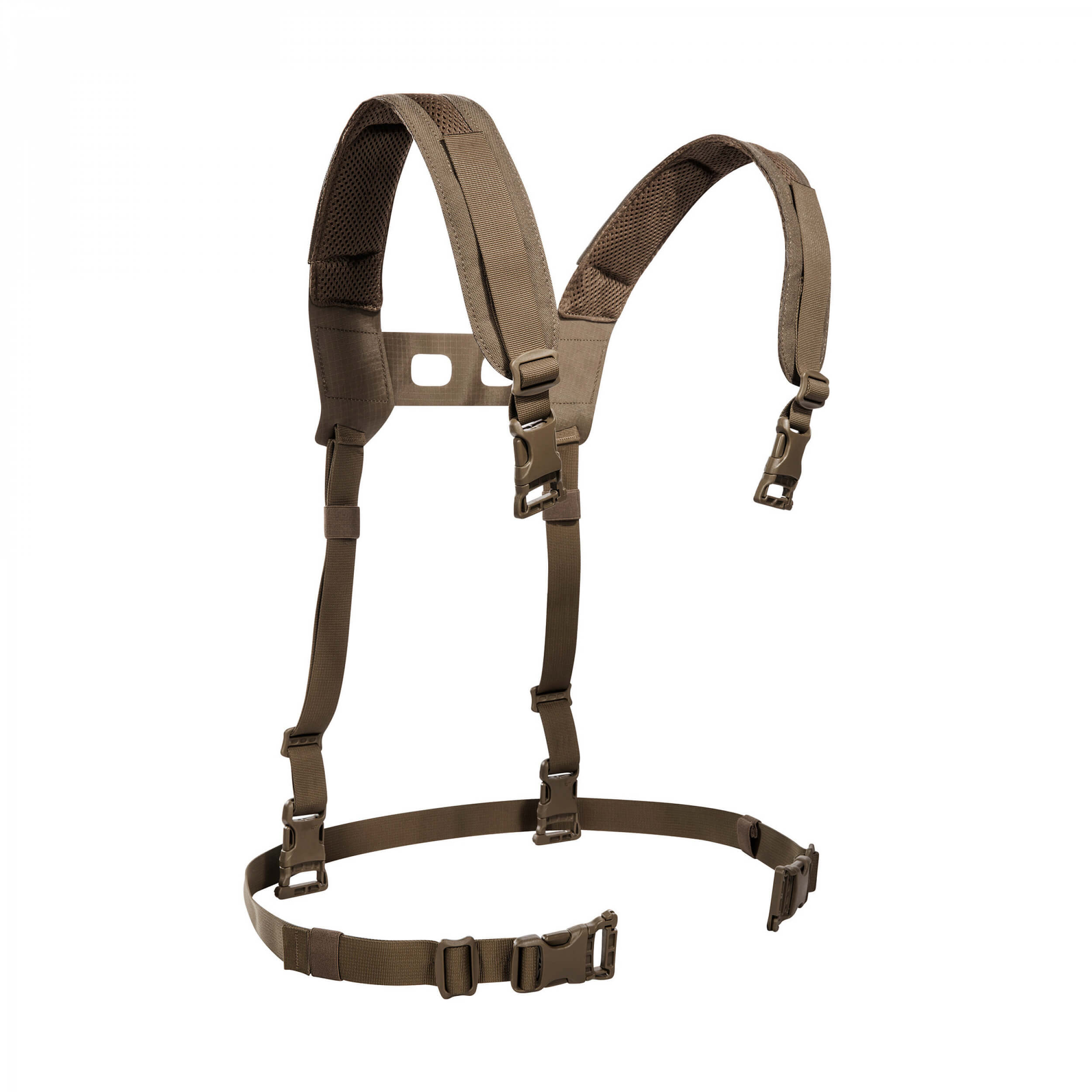 Tasmanian Tiger Harness Set coyote brown