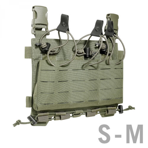 Tasmanian Tiger Carrier Mag Panel LC M4 olive