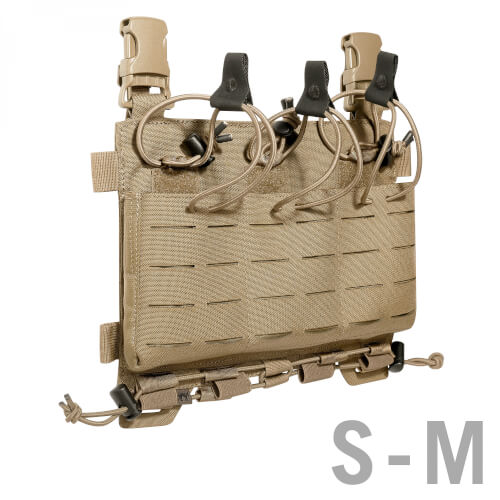 Tasmanian Tiger Carrier Mag Panel LC M4 khaki