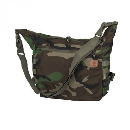 Helikon-Tex Bushcraft Satchel Bag - Cordura US Woodland