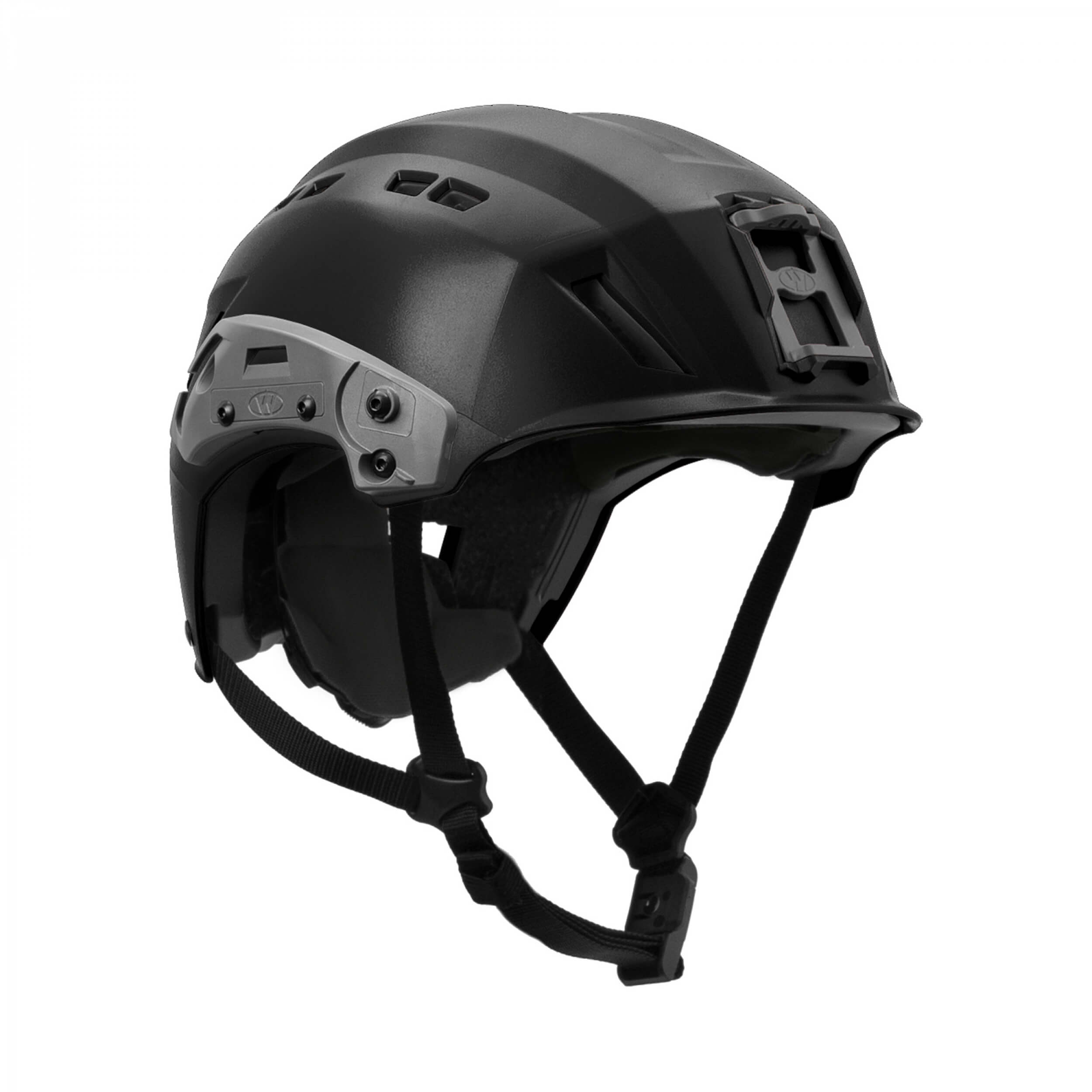 Team Wendy EXFIL SAR Backcountry Helmet with Rails black