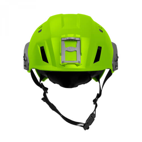 Team Wendy EXFIL SAR Backcountry Helmet with Rails High-Viz Green