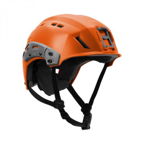 Team Wendy EXFIL SAR Backcountry Helmet with Rails orange