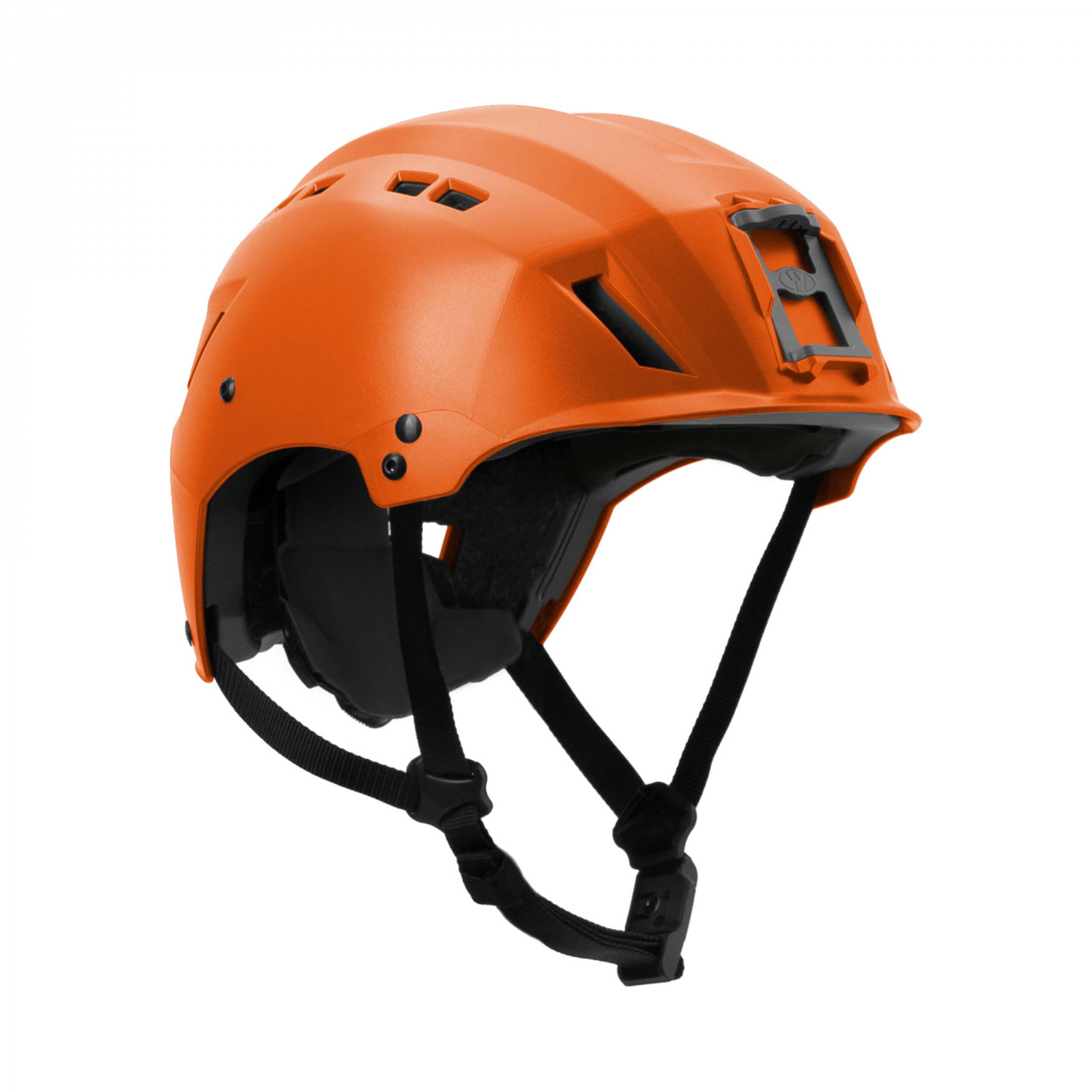 Team Wendy EXFIL SAR Backcountry Helmet ohne Rails orange