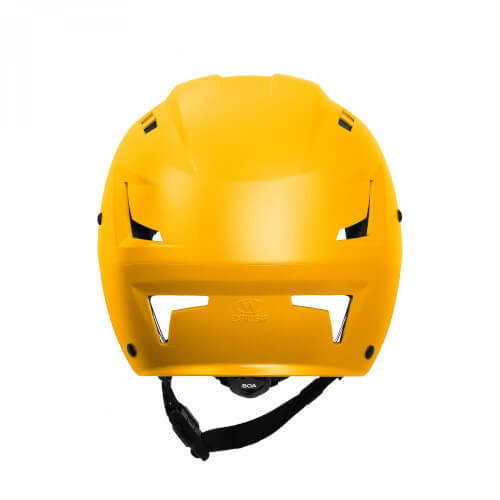 Team Wendy EXFIL SAR Backcountry Helmet ohne Rails yellow