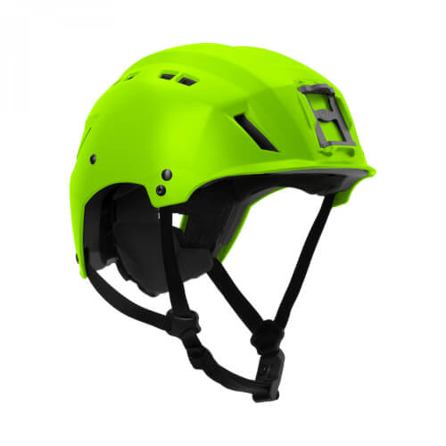 Team Wendy EXFIL SAR Backcountry Helmet ohne Rails High-Viz Green