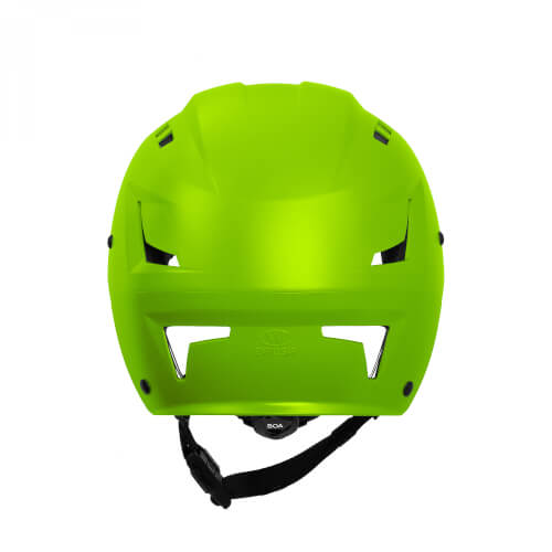 Team Wendy EXFIL SAR Backcountry Helmet ohne Rails High-Viz Green
