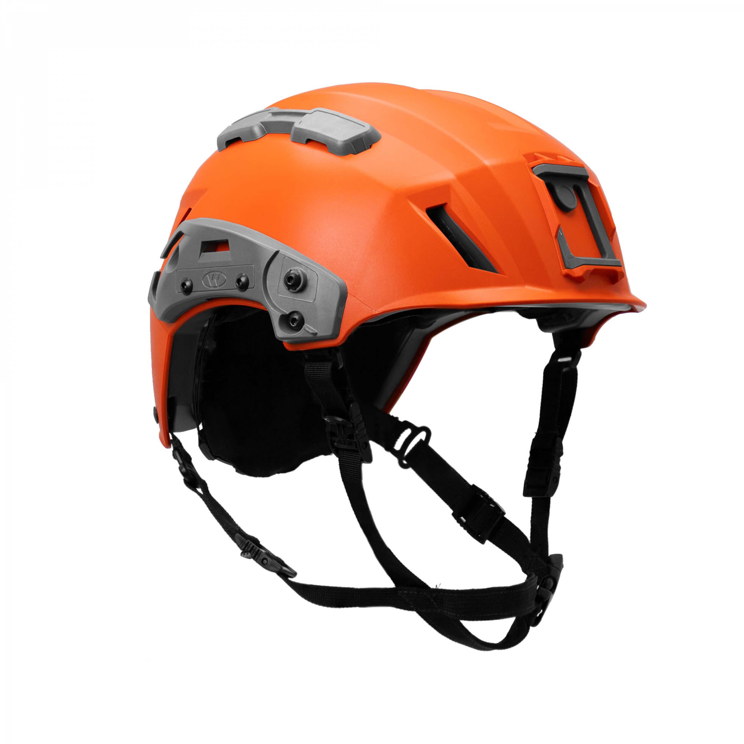 Team Wendy EXFIL SAR Tactical Helmet orange