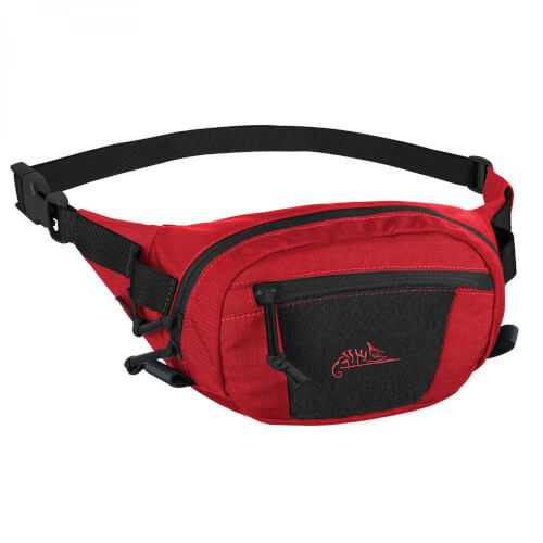Helikon-Tex Possum Waist Pack - Cordura Lava Red / Black C