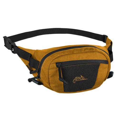 Helikon-Tex Possum Waist Pack - Cordura Yellow Curry / Black C