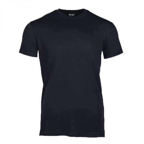 Mil-Tec T-Shirt US Style Co. schwarz