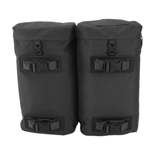 berghaus MMPS Pockets II 2x 10 Liter schwarz