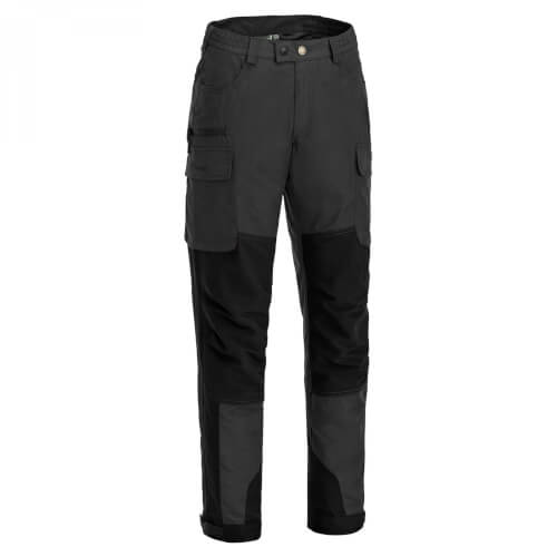 Pinewood Dog Sports Damen Hose dark anthracite /black