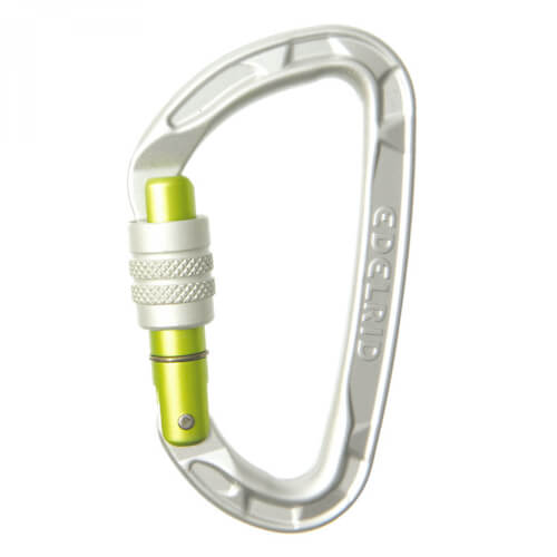 Edelrid Pure Screw silver
