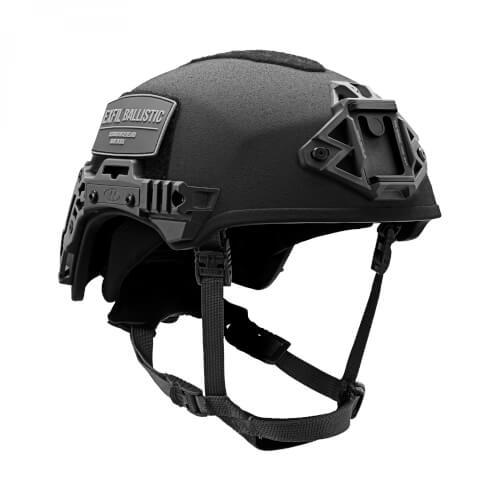 Team Wendy EXFIL Ballistic Helmet Rail 3.0 black