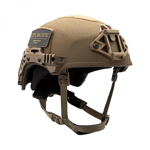 Team Wendy EXFIL Ballistic Helmet Rail 3.0 coyote brown