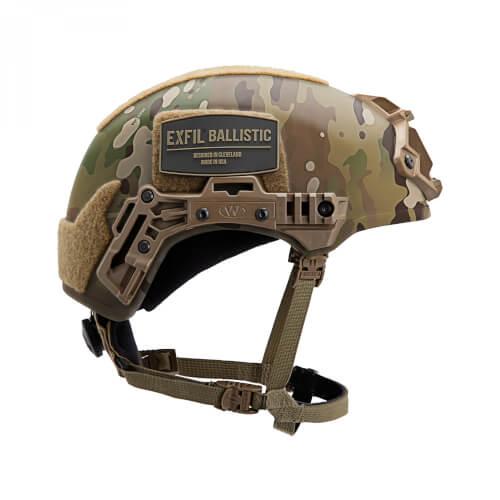 Team Wendy EXFIL Ballistic Helmet Rail 3.0 multicam