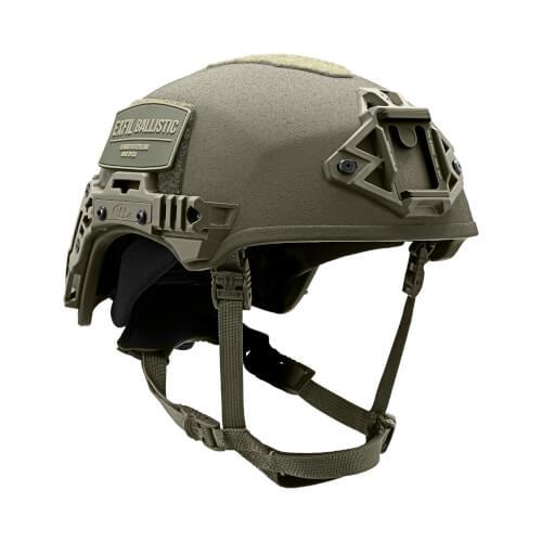 Team Wendy EXFIL Ballistic Helmet Rail 3.0 ranger green