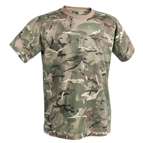 Helikon-Tex T-Shirt - Cotton MP Camo