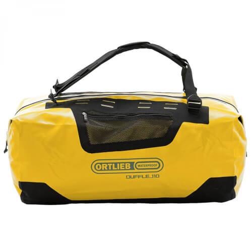 Ortlieb Duffle sun yellow- black