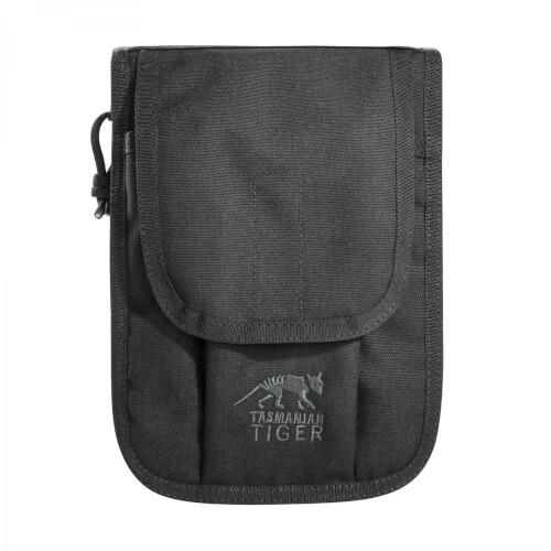 Tasmanian Tiger Note Book Pocket black