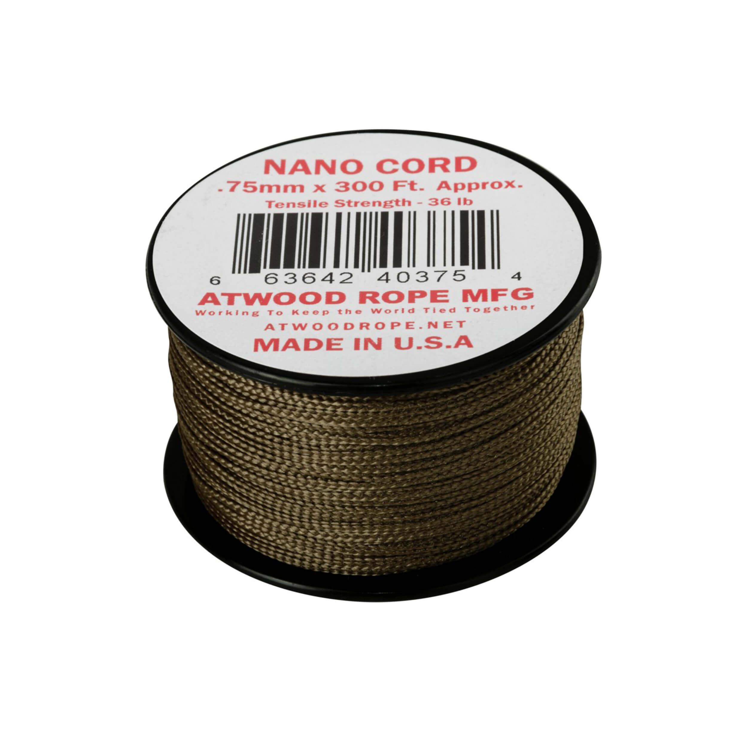 Helikon-Tex Nano Cord (300FT) coyote