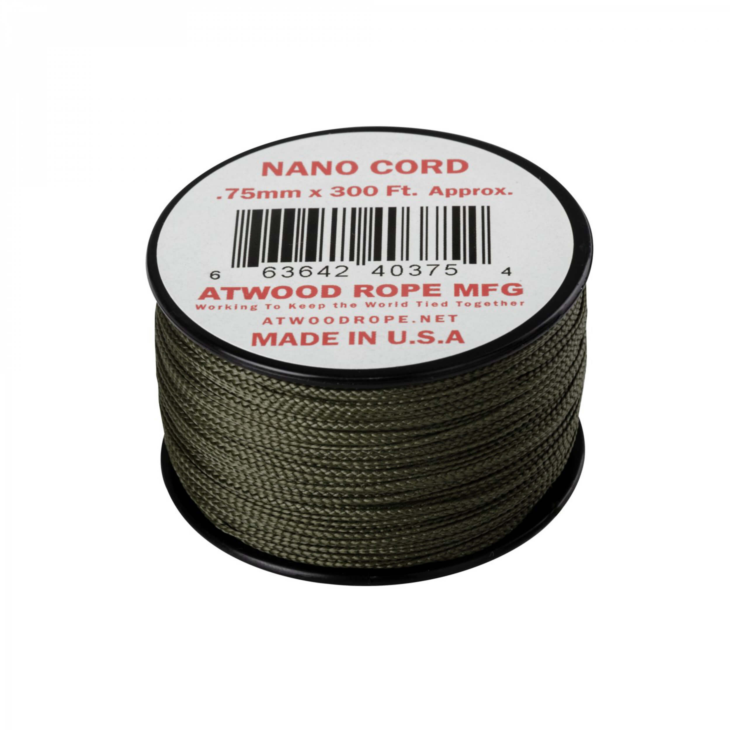 Helikon-Tex Nano Cord (300FT) olive drab
