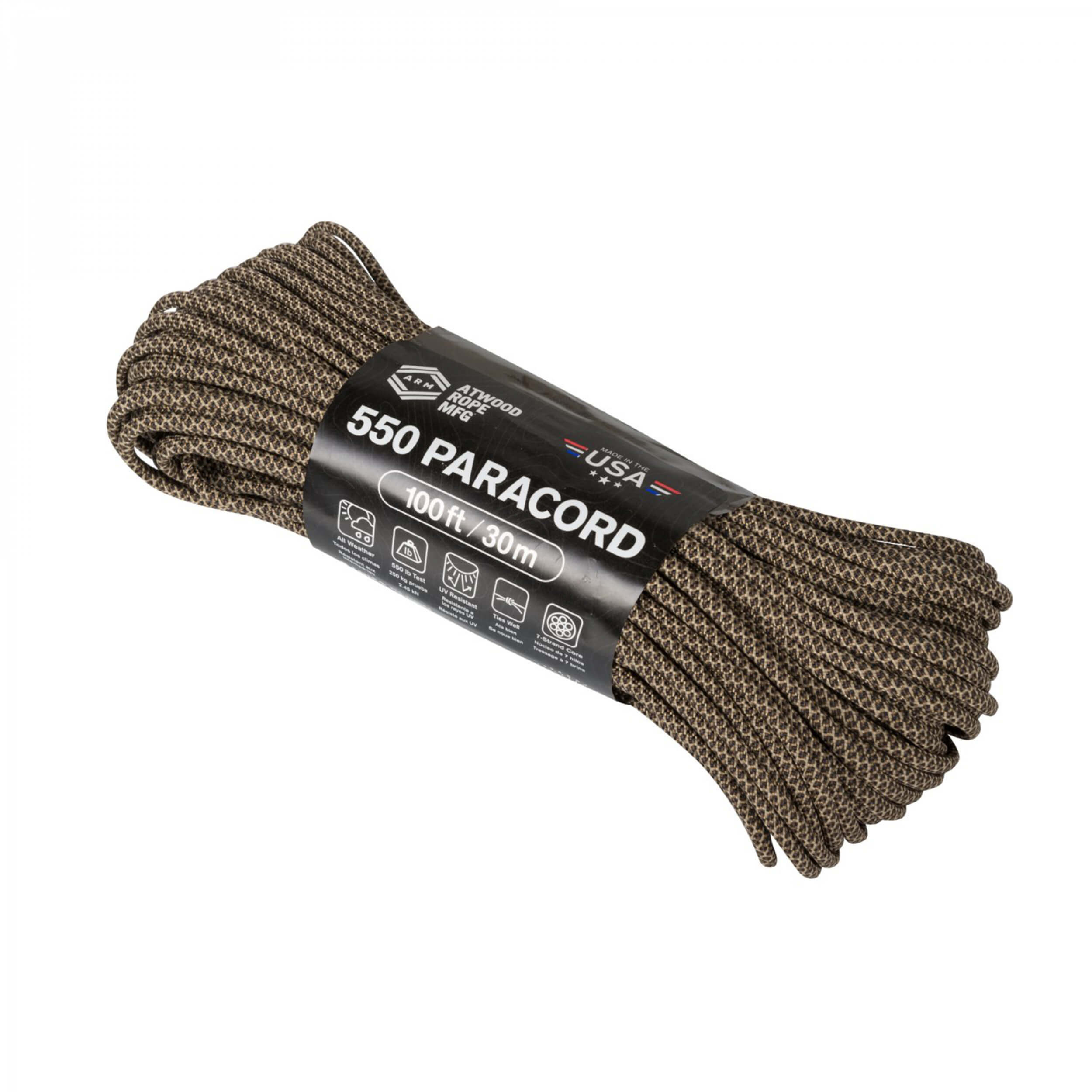 Helikon-Tex 550 Paracord (110FT) hyena