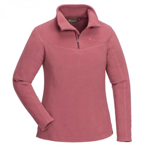 Pinewood Tiveden Damen Fleece Sweater dark rose
