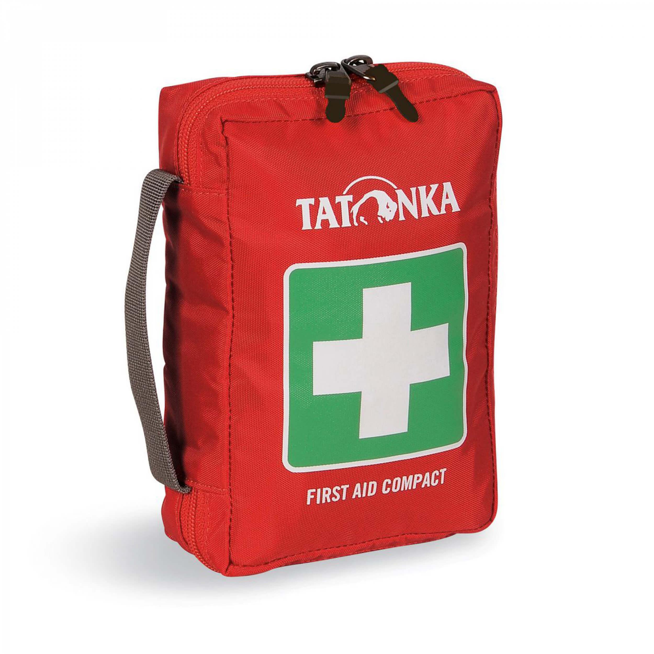 Tatonka First Aid Compact - Erste-Hilfe-Set red