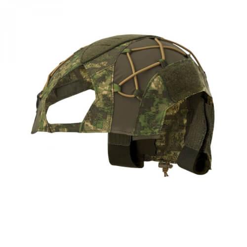 Direct Action Fast Helmet Cover - PenCott WildWood