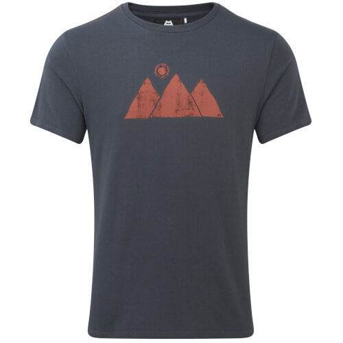 Mountain Equipment Mountain Sun Tee ombre blue