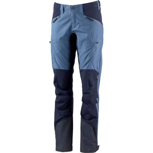 Lundhags Makke Ws Pant azure/ deep blue