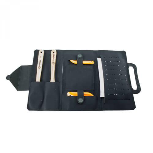 Tryland Zubehör- und Pflegeset für Petromax mit Tasche schwarz