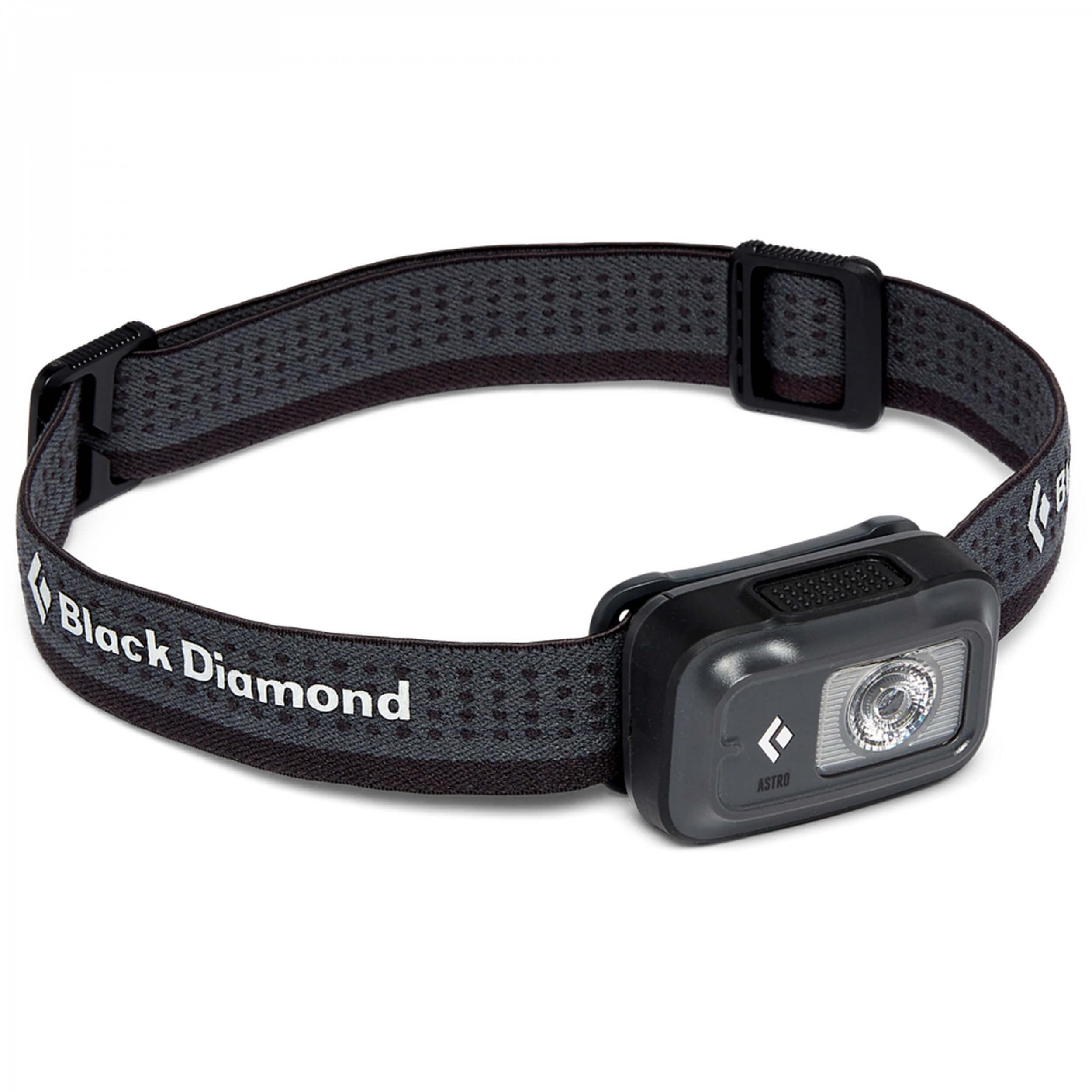 Black Diamond Astro 250 Headlamp graphite
