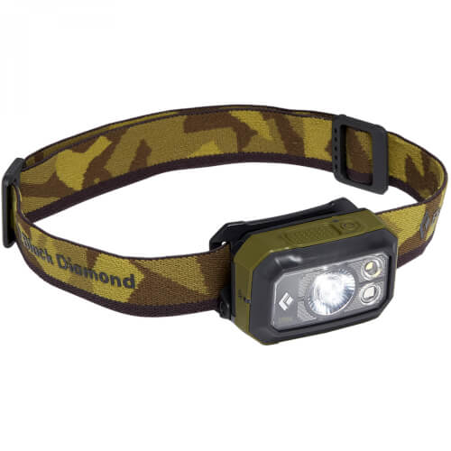 Black Diamond Storm 400 Headlamp dark olive