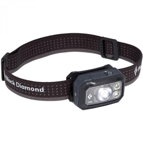 Black Diamond Storm 400 Headlamp graphite