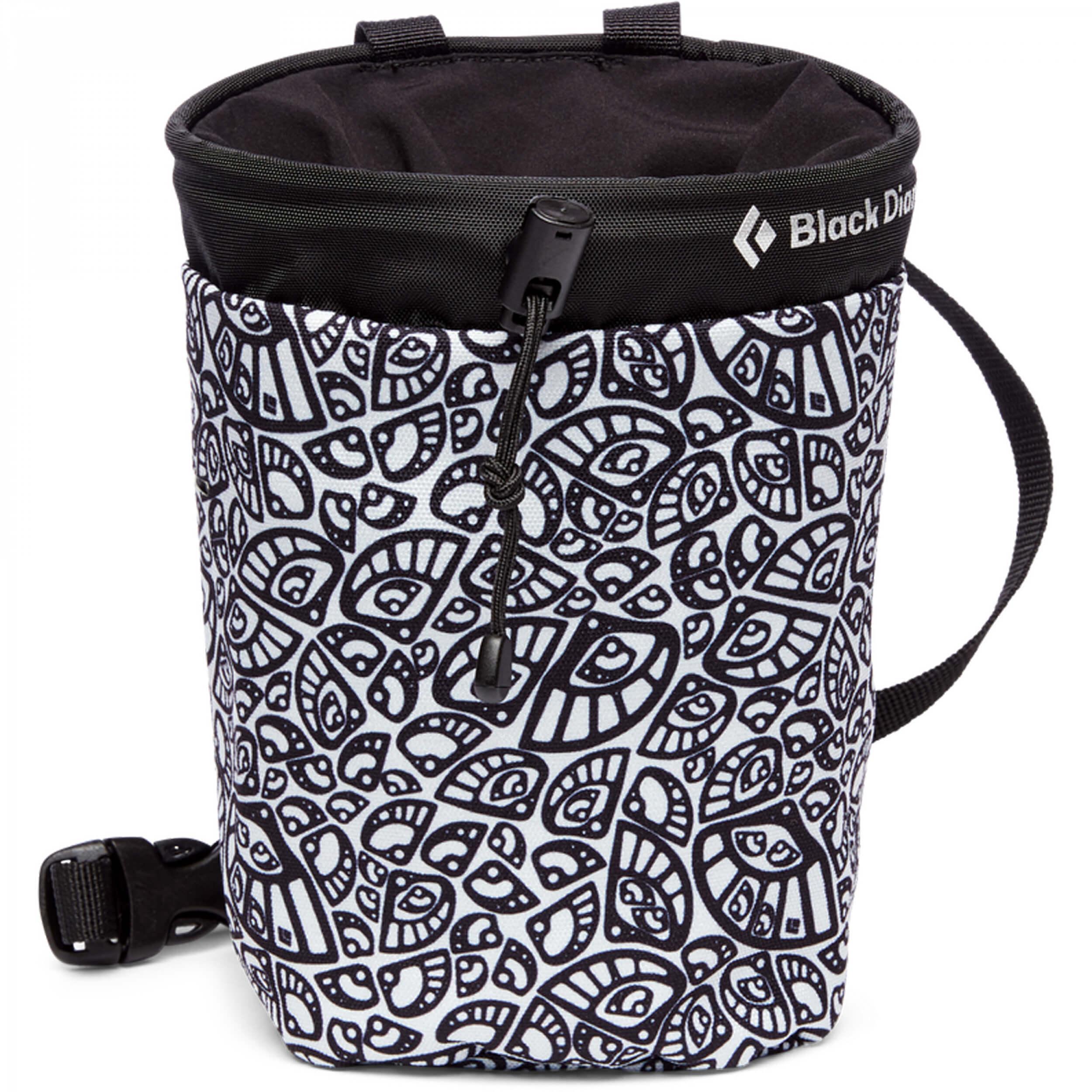 Black Diamond GYM Chalk Bag cam lobe print