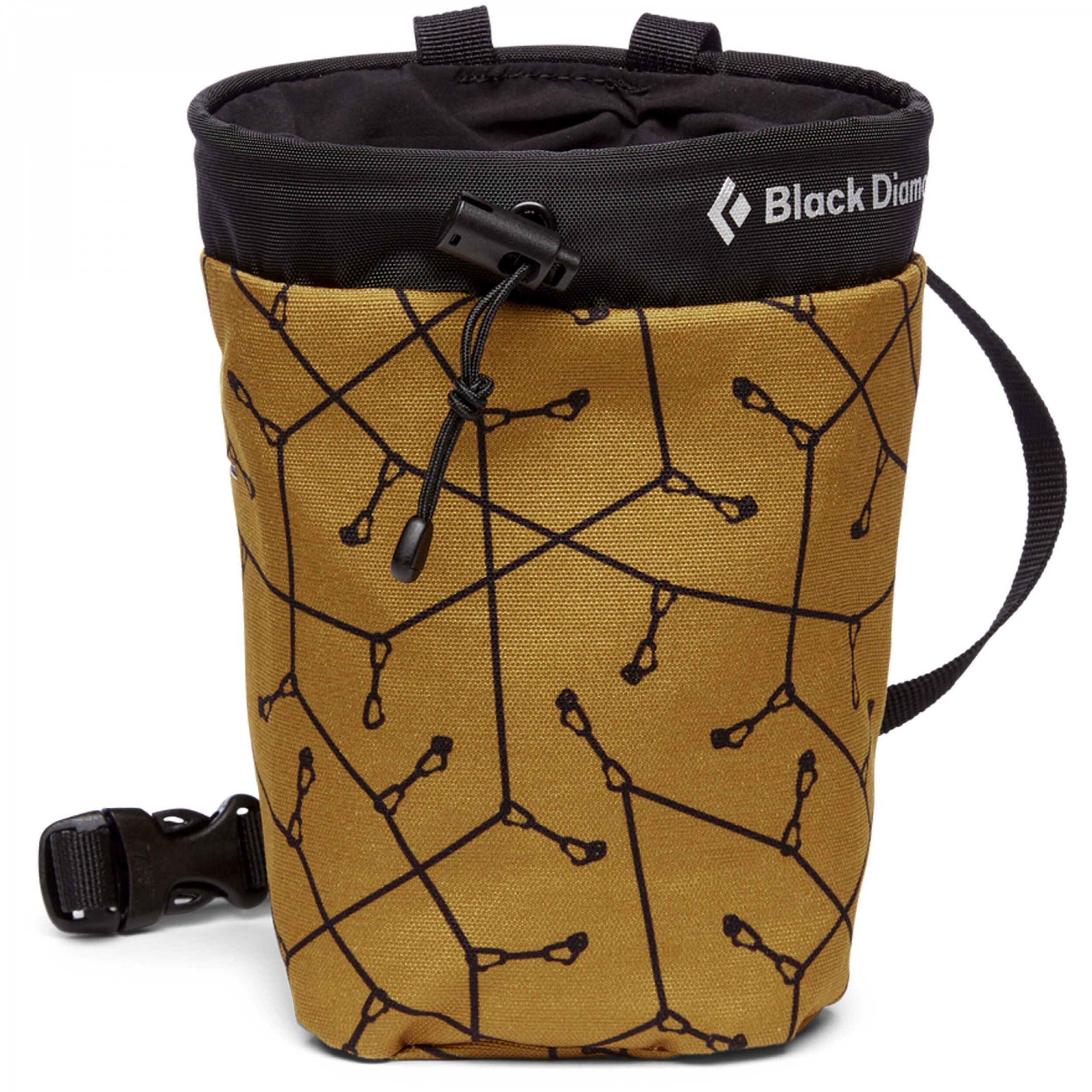 Black Diamond GYM Chalk Bag sport print