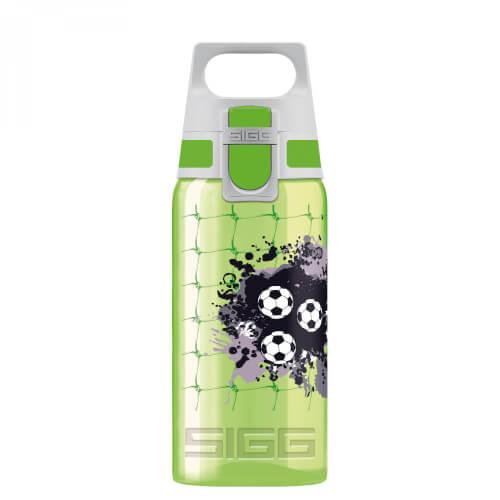 SIGG Trinkflasche Viva Kids One 0,5L football