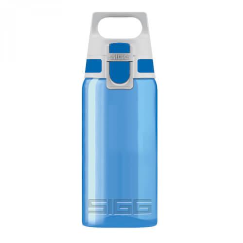 SIGG Trinkflasche Viva One 0,5L blau