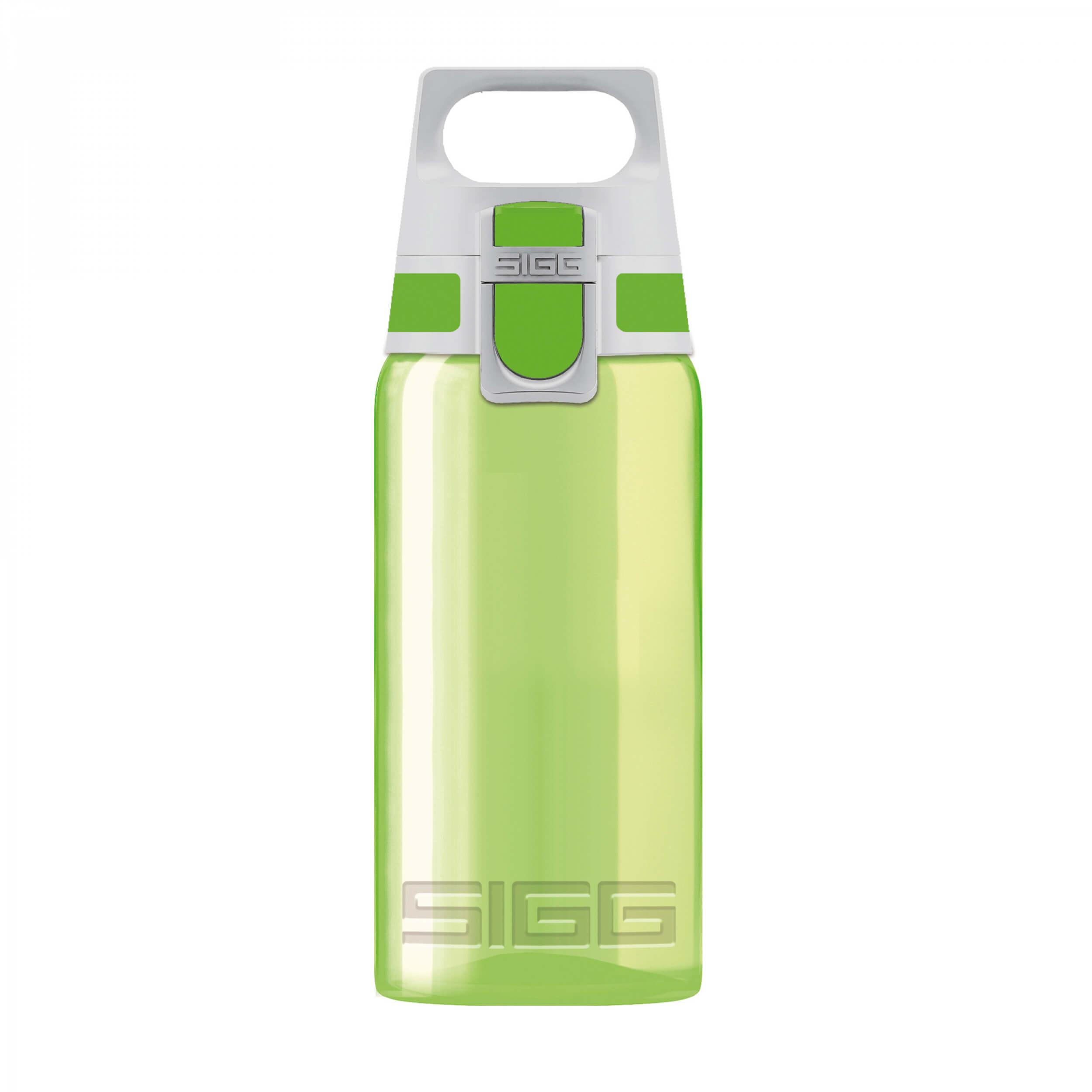 SIGG Trinkflasche Viva One 0,5L grün