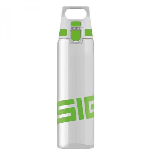 SIGG Trinkflasche Total Clear One 0,75L grün