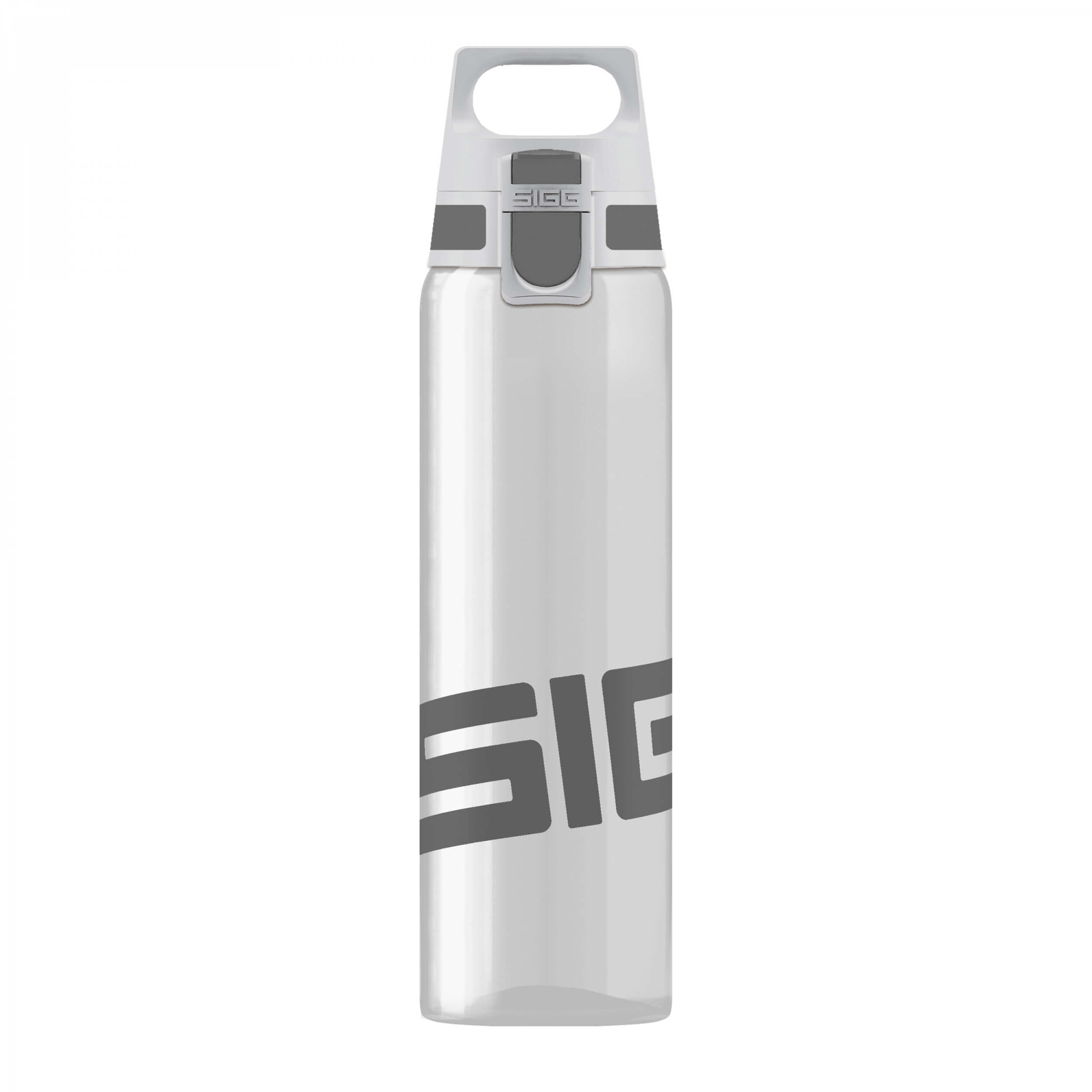 SIGG Trinkflasche Total Clear One 0,75L anthracite